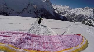 DFT7 - DFT Winter Session - Paragliding - Pralognan-La-Vanoise