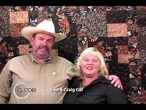 My HQ Story 2010 - Lori & Craig Gill