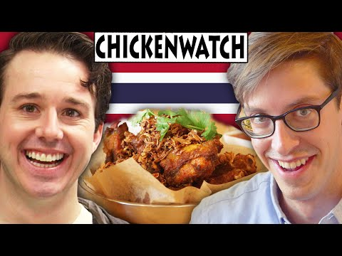 Download Is Thai Fried Chicken The Best In The World? HD Mp4 3GP Video and MP3