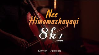 Nee Himamazhayayi | Flute Cover | Karthik S Salish | Abhishek Xavier | Edakkad Battalion 06