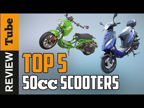 ✅Scooter: Best 50cc Scooters 2019 (Buying Guide)