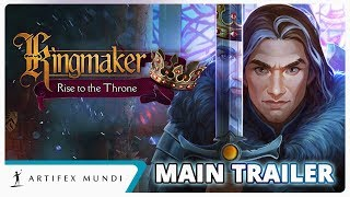 Kingmaker: Rise to the Throne Collector's Edition video