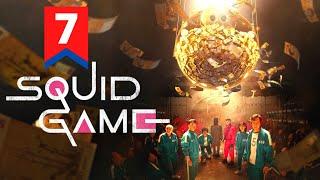 Squid Game Season 1 Episode 7 Explained in Hindi | Hitesh Nagar