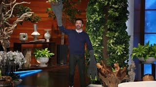 Jimmy Kimmel Relives Ellen