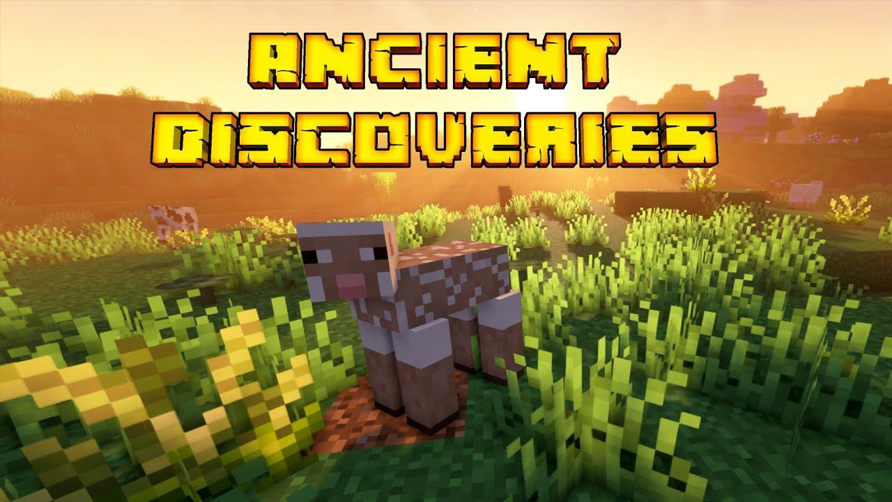 Minecraft Ancient Discoveries 06 | Geboren und geschoren - Nackte Schafe | Gameplay Deutsch thumbnail