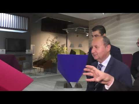 الوزير/عمرو نصار يفتتح الدورة الـ 16 لمعرض فيرنكس أند ذا هوم الدولى للأثاث والديكور