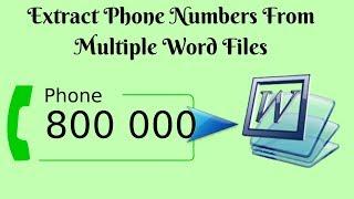 usa phone number extractor - मुफ्त ऑनलाइन