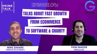 From Selling on Amazon to Software and Charity by Mike Zagare