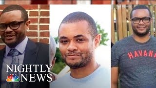 Baltimore Detective Sean Suiter Killed Day Before Testimony In Corruption Case   NBC Nightly News