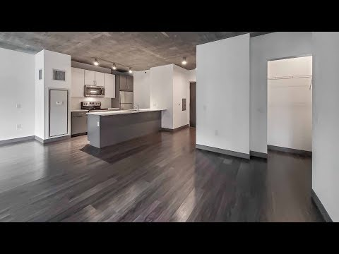 A sunny 2-bedroom, 2-bath at the Loop's bold new Linea apartments