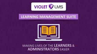 Violet LMS video