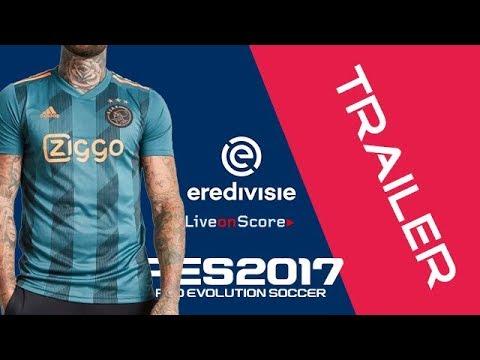 PES 2017 Next Season Patch 2020 #Eredivisie #Trailer