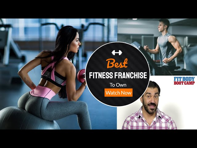 best fitness business franchise  Fit Body Boot Camp