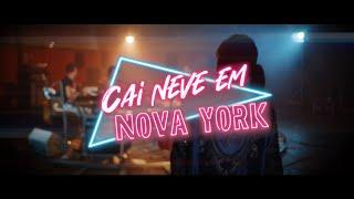 Amor Electro - Cai Neve Em Nova York