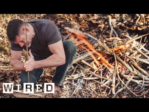 The Ultimate Tricks to Starting a Fire in the Wilderness