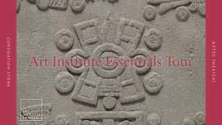 Aztec Coronation Stone | Art Institute Essentials Tour