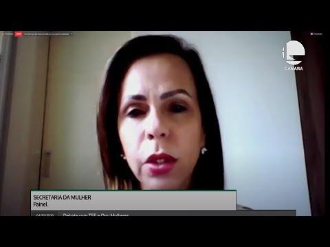 Debate com TSE e ONU pelo fim da violência contra as mulheres - 04/12/20 - 14:59