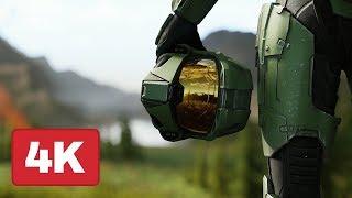 Halo Infinite Reveal Trailer (Halo 6) - E3 2018 - dooclip.me