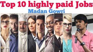 Top 10 highly paid Jobs | Tamil | Madan Gowri | MG