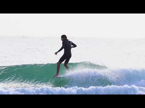 TSBW – Learn To Surf –  Cross Step