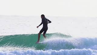#3 Surfing Intermediate – Cross step