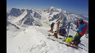 Ski the Nant Blanc