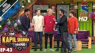 The Kapil Sharma ShowEpisode 43–दी कपिल शर्मा शो–Shekhar & Vamps In Kapil Show–17th September 2016