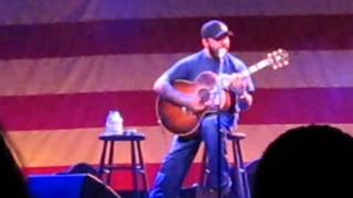 Aaron Lewis Outside Acoustic awesome version!!
