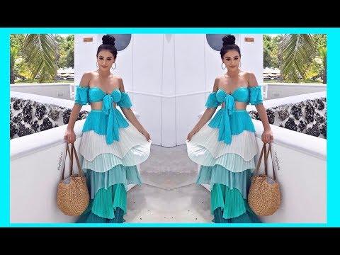 Hot Miami Styles Vacation Try on Haul: Maria Palafox