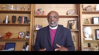 Bishop James B Walker: Touching Base: Connecting With The Connection