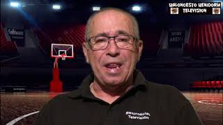 Ya puede ver el programa Tiro Libre del Club Baloncesto Benidorm del jueves 2 de mayo, con Rafa Lago