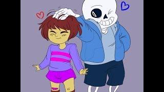 [COMIC DUB] Frisk's cute puns