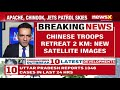 New Satellite images | PLA troops retreat 2 km | NewsX - Video