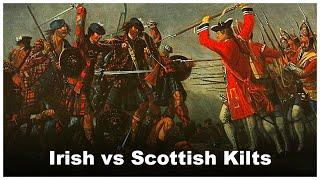 Why Do The Irish and Scottish Wear Kilts? | Kilt Up | Clan Culture