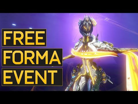 Warframe: Operation Free Forma & Best Melee Weapon - Plague Star