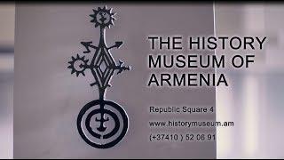 Հայաստանի Պատմության Թանգարան / History Museum of Armenia - English