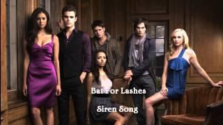The Vampire Diares 1x01 - Siren Song (Bat For Lashes)