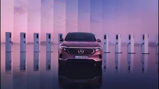 Mercedes EQA 2021 | SUV 100% Eléctrico Trailer