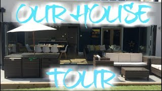 HOME TOUR | HOUSE TOUR | WHAT OUR EXTENSION LOOKS LIKE NOW | KERRY WHELPDALE