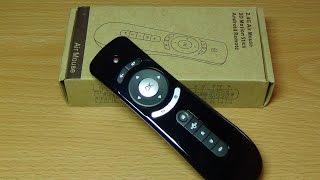 Air Mouse T2.Пульт дистанционного управления для компьютера,ноутбука,мини-пк,медиа-хабов,SMART-TV.