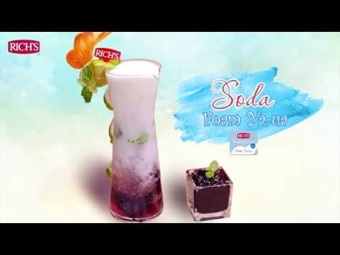 Soda foam ya-ua