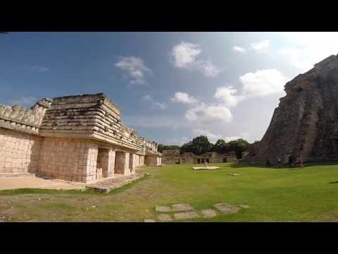 Jongerenreis Mexico video