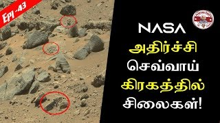 செவ்வாய் கிரகத்தில் சிலைகள்?! Alien in MARS  Debunked  Tamil  SFIT