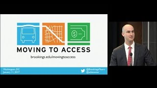 Moving to Access: Is the current transport model broken? (Opening presentation)