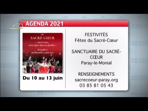 Agenda du 31 mai 2021