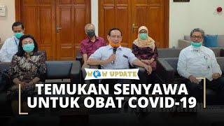 Peneliti Unair Surabaya Temukan Senyawa yang Diharapkan Dapat Menjadi Obat Covid-19