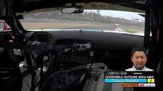 Super_GT - Suzuka2018 Goodsmile AMG Full Race Onboard