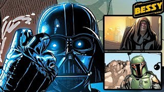 What Darth Vader Did After the Death Star was Destroyed   FULL ComicMovie