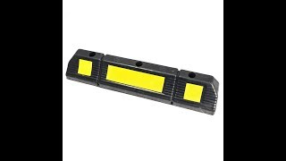 Rubber Parking Curb - 60*15*10 cm