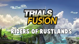 Riders of Rustland - Trials Fusion | The Infinity Box